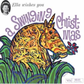 Ella Fitzgerald Ella Wishes You A Swinging Christmas (Verve Acoustic Sounds Series) 180g LP