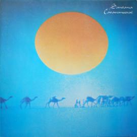 Santana Caravanserai LP