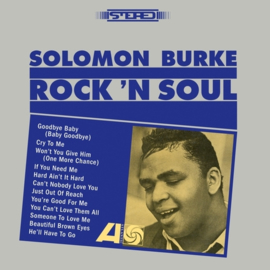 Solomon Burke Rock 'n Soul LP