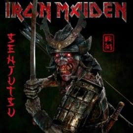 Iron Maiden Senjutsu 2CD + Blu-Ray - Deluxe Box-