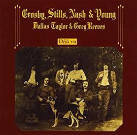 Crosby, Stills, Nash & Young Deja Vu - 50th Anniversary 1LP & 4CD Box Set