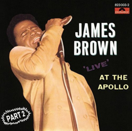 James Brown Live At the Apollo Volume II Half-Speed Mastered 180g 3LP