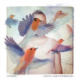 A Balladeer - I Can`t Keep Track Of Each Fallen Robin LP