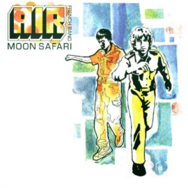 Air Moon Safari LP