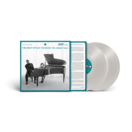 Ray Charles The Best Of Ray Charles: The Atlantic Years 2LP -White Vinyl-