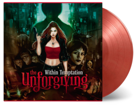 Within Temptation Unforgiving 2LP - Red Vinyl-