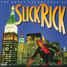 Slick Rick The Great Adventures Of Slick Rick 2LP