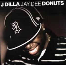 J Dilla Jay Dee Donuts 2LP