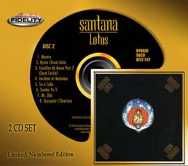Santana Lotus Numbered Limited Edition Hybrid Stereo 2SACD