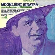 Frank Sinatra - Moonlight Sinatra HQ LP