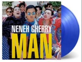 Neneh Cherry Man LP - Coloured Version