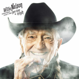"Willie Nelson Sometimes Even I Can Get Too High b/w ""It's All Going To Pot (w/ Merle Haggard)"""