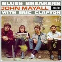 John Mayall Blues Breakers With Eric Clapton HQ LP