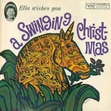 Ella Fitzgerald - A Swinging Christmas LP
