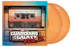 Marvel Guardians Of The Galaxy Vol. 2 LP - Orange Vinyl