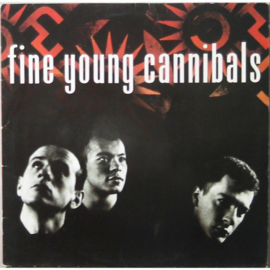 Fine Young Cannibals Fine Young Cannibals LP -Red Vinyl-