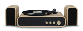 Crosley Gig - Natural + Gratis Plaat