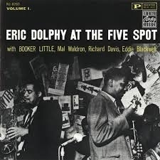 Eric Dolphy - At The Spot Vol.1 HQ LP