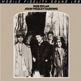 Bob Dylan John Wesley Harding  HQ 45rpm 2LP