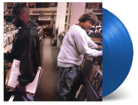 DJ Shadow Endtroducing.. 2LP - Blue Vinyl-