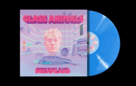 Glass Animals Dreamland LP - Blue Vinyl-