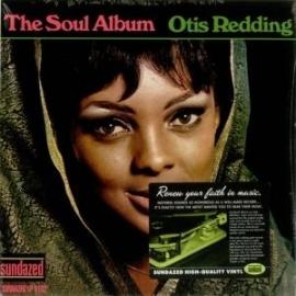 Otis Redding -The Soul Album LP