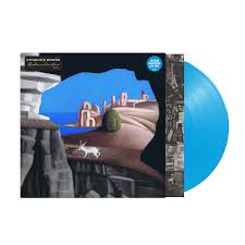 Crowded House Dreamers Are Waiting LP - Blue Vinyl-