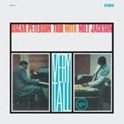 Oscar Peterson With Milt Jackson Very Tall 180g LP