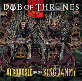 Albrosie Meets King Jammy Dub Of Thrones LP