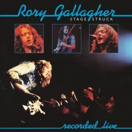 Rory Gallagher - Stage Struck LP
