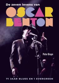 Oscar Benton De Zeven Levens van Oscar Benton Boek
