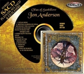 Jon Anderson - Olias Of Sunhillow SACD