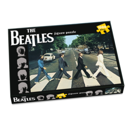 The Beatles Abbey Road Puzzel