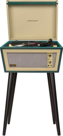 Crosley Sterling - Green + Gratis Plaat