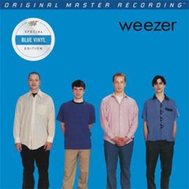 Weezer Weezer (Blue Album) Numbered Limited Edition 180g LP (Blue Vinyl)
