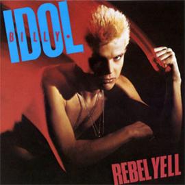 Billy Idol Rebel Yell LP