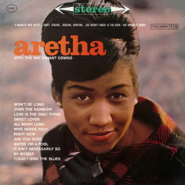 Aretha Franklin Aretha with the Ray Bryant Combo 180g LP