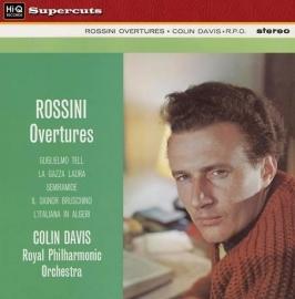 Rossini - Overtures LP