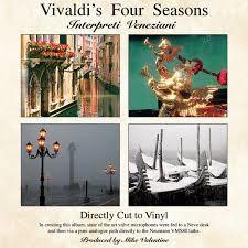 Vivaldi The Four Seasons 180g D2D LP