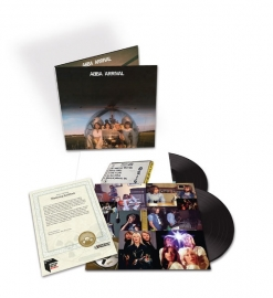 Abba Arrival Half Speed Masters 2LP