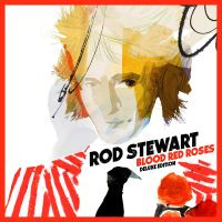 Rod Stewart Blood Red Roses 2LP