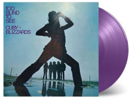 Cuby & The Blizzards Too Blind To See LP - Purple Vinyl-