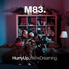 M83 - Hurry Up We`re Dreaming 2LP