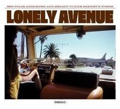 Ben Folds & Nick Hornby - Lonely Avenue LP + CD