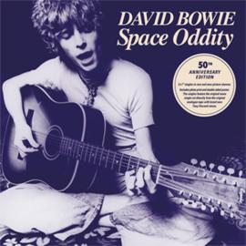 "David Bowie Space Oddity (50th Anniversary) 45rpm 7"" Vinyl Box Set (2Disc)(Mono)"