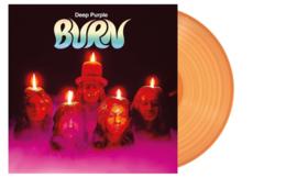 Deep Purple Burn LP - Orange Vinyl-