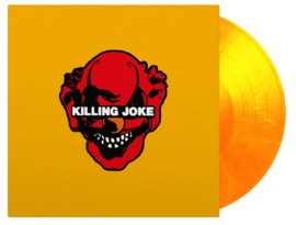 Killing Joke Killing Joke LP -Yellow Orange Vinyl-