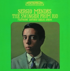 Sergio Mendes - Swinger From Rio LP.