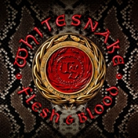 Whitesnake Flesh & Blood 2LP