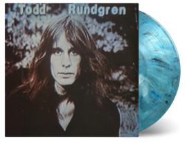 Tood Rundgren Hermit Of Mink Hollow LP - Blue Marbled Vinyl-